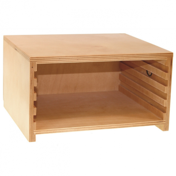 Cabinet for Botany Puzzles (Premium Quality)