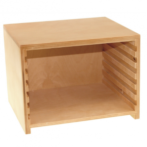 Cabinet for Zoology Puzzles (Premium Quality)